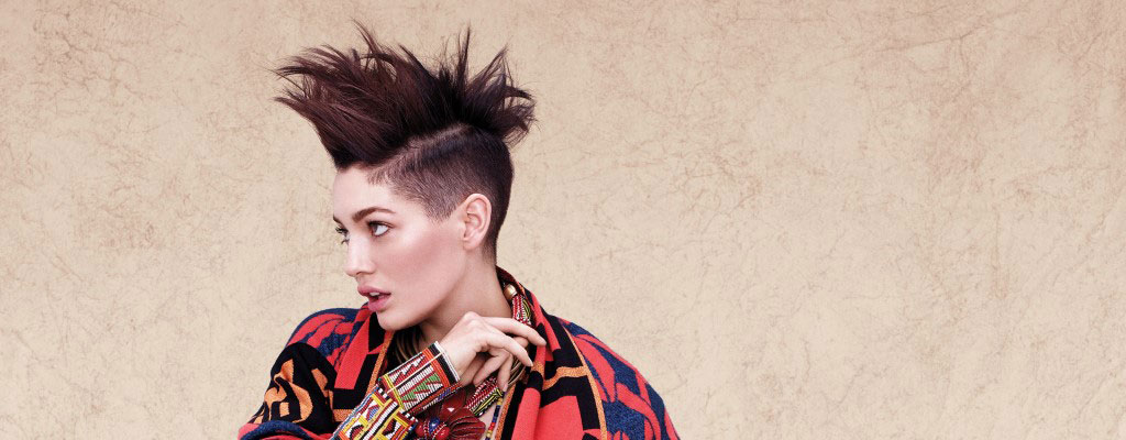Gallery 3:  Aveda Culture Clash Collection
